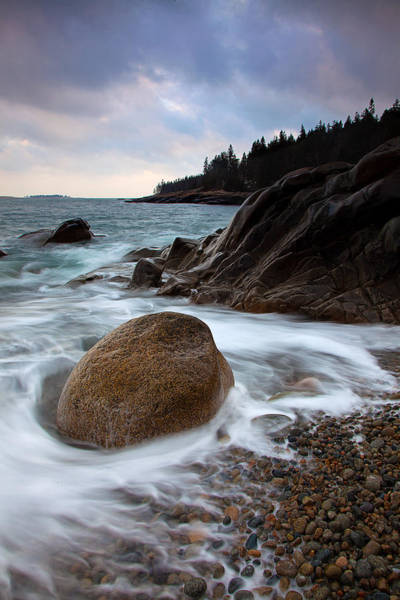 Wall Art - Photograph - February Tides by Patrick Downey