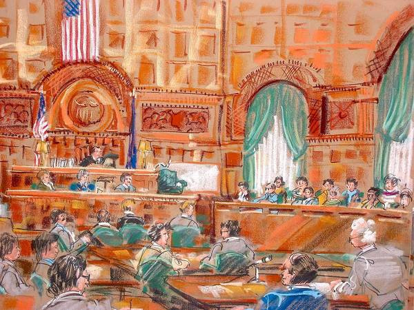 Federal Court Art Print