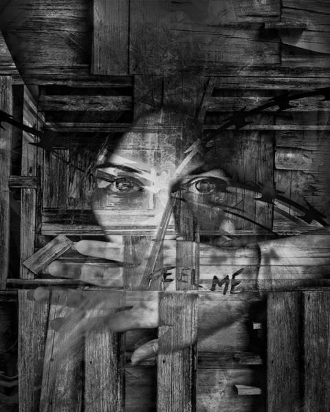 Digital Art - Feel Me by Richard Ricci