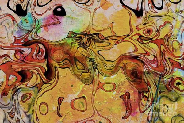 Mixed Media - Feel What You See by Jolanta Anna Karolska
