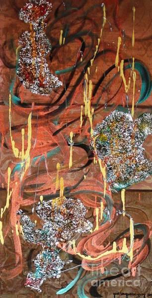 Painting - Feelings II by Yael VanGruber