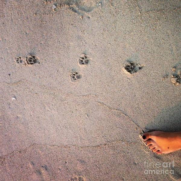 Feet Around The World #31 Art Print