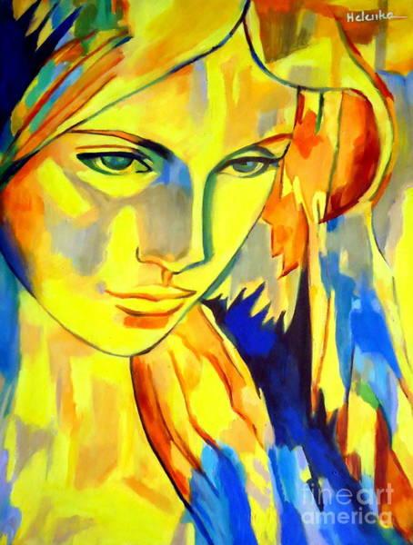 Painting - Felicity by Helena Wierzbicki