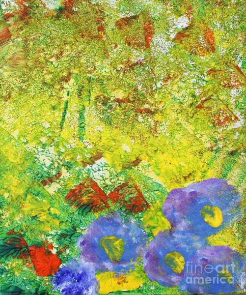 Painting - Jubilation  by Sarahleah Hankes