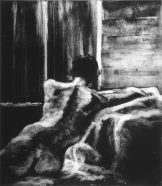 Painting - Female II by John Clum