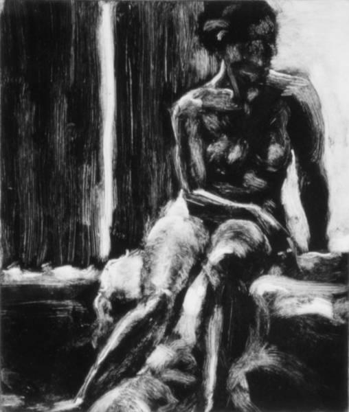 Painting - Female IIi by John Clum