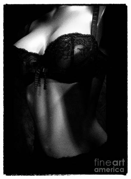 Photograph - Femininity_01 by Jorg Becker