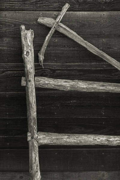 Wall Art - Photograph - Fence And Wall by Joseph Smith
