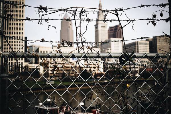 Chris Walter Wall Art - Photograph - Fenced  by Chris Walter