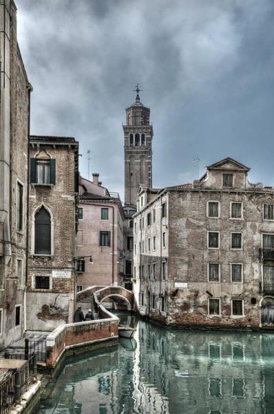 Calle Wall Art - Photograph - Fenice Venice by Marion Galt