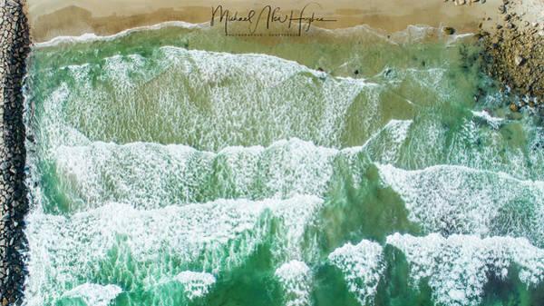 Photograph - Fenway Best Little Beach by Michael Hughes