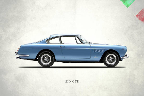 Wall Art - Photograph - Ferrari 250 Gte by Mark Rogan