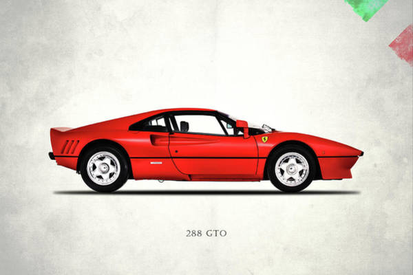 Wall Art - Photograph - Ferrari 288 Gto 1985 by Mark Rogan