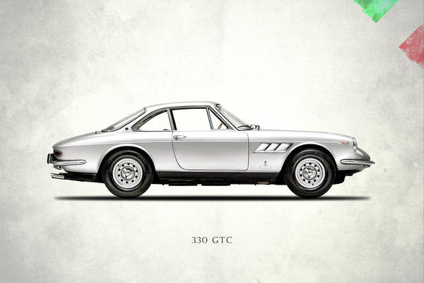 Wall Art - Photograph - Ferrari 330 Gtc by Mark Rogan
