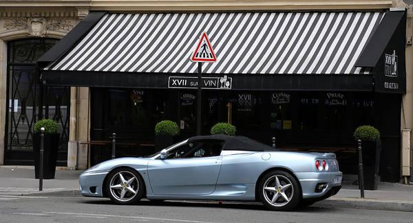 Photograph - Ferrari  by Andrew Fare
