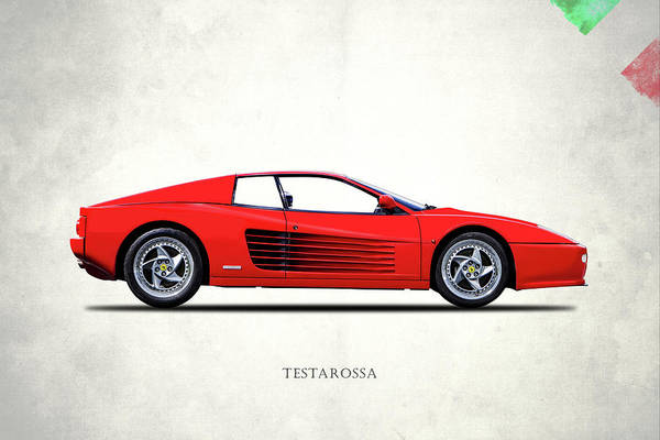 Wall Art - Photograph - Ferrari Testarossa 96 by Mark Rogan
