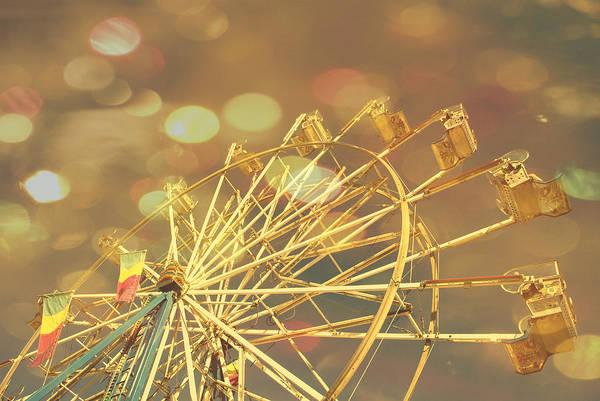 Photograph - Ferris Wheel by Marilyn Wilson