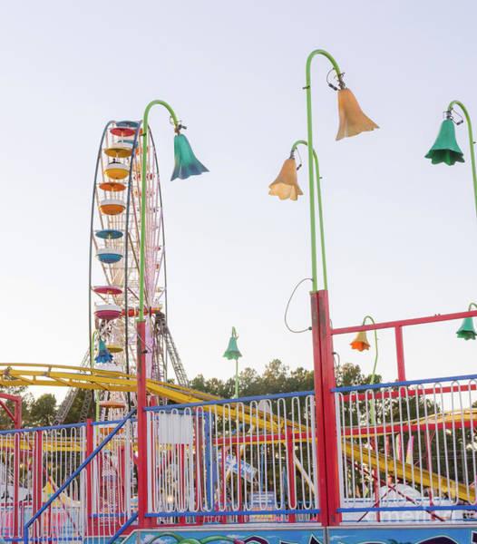 Photograph - Ferris Wheel 3  by Andrea Anderegg
