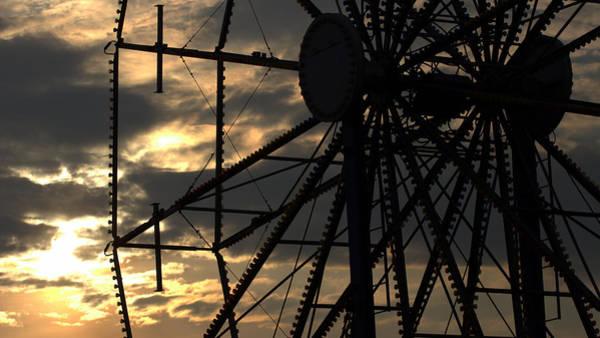 Wall Art - Photograph - Ferris Wheel by Joseph Skompski