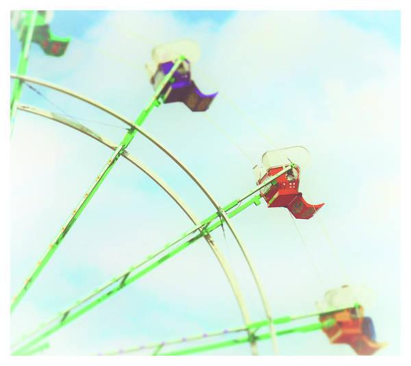 Wall Art - Photograph - Ferris Wheel by Kenneth Krolikowski