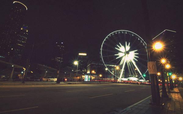 Photograph - Ferris Wheel by Mike Dunn
