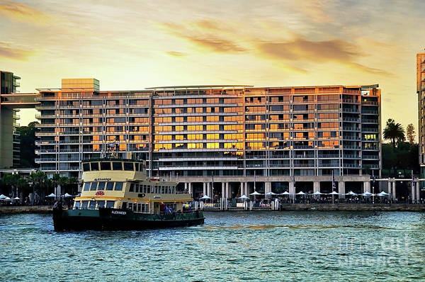 Wall Art - Photograph - Ferry And The Toaster by Kaye Menner