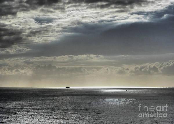 La Gomera Wall Art - Photograph - Ferry To La Gomera by Andy  Mercer