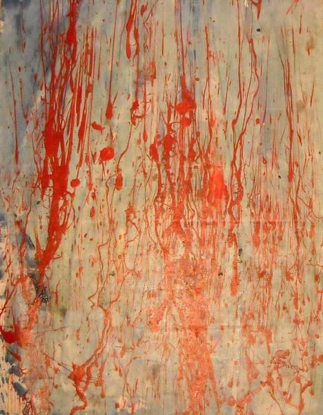 Wall Art - Painting - Fertile by CJ  Smalls