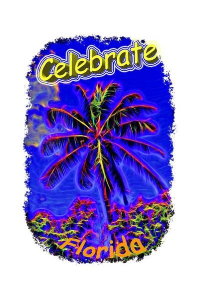Photograph - Festive Palm by John M Bailey