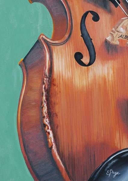 Painting - Fiddle IIi by Emily Page