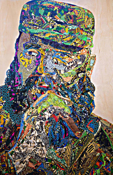 Tapestry - Textile - Fidel El Comandante Complejo by Apanaki Temitayo M