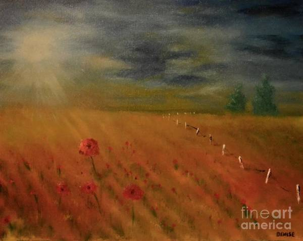 Painting - Field Of Dreams by Denise Tomasura