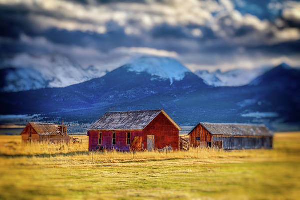 Westcliffe Photograph - Field Of Dreams by Eric Glaser
