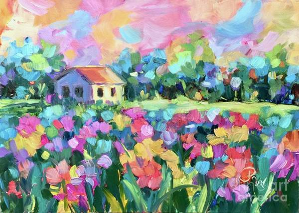 Painting - Field Of Dreams by Patsy Walton