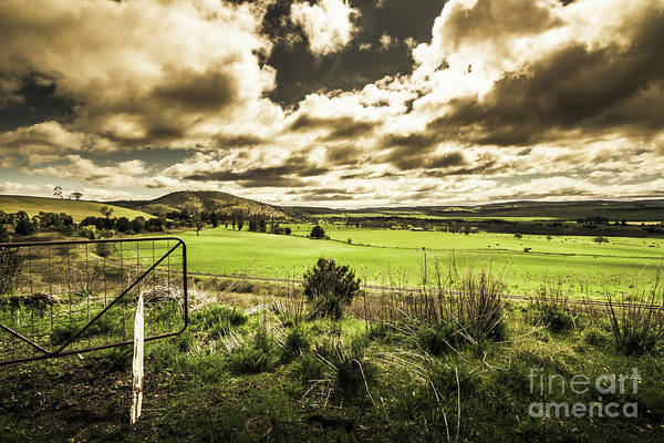 Plain Wall Art - Photograph - Fields Of Dynamic Range by Jorgo Photography - Wall Art Gallery