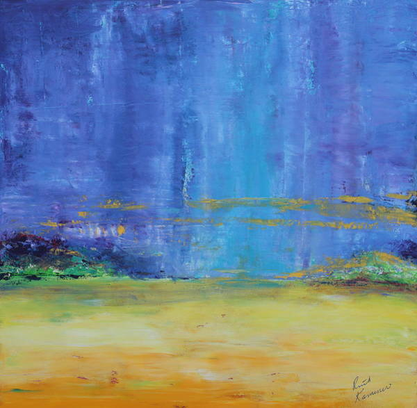 Painting - Fields Of Gold by Ruth Kamenev