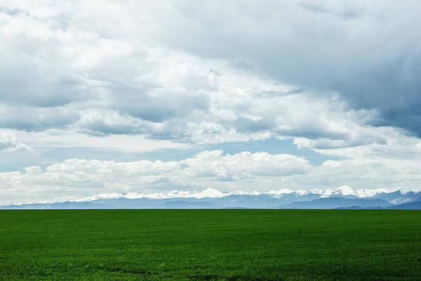 Photograph - Fields Of Green by Tyson Kinnison