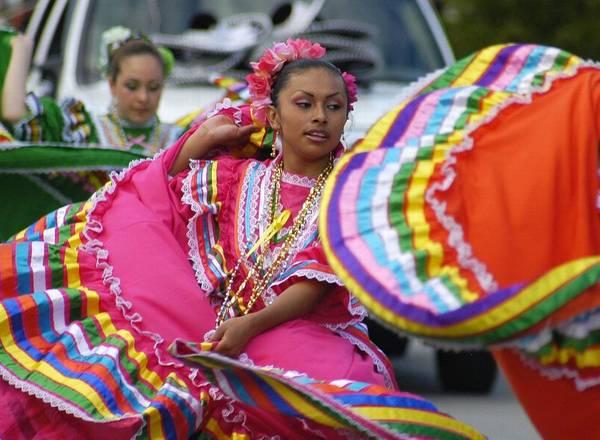 Fiesta Photograph - Fiesta by Lori Seaman