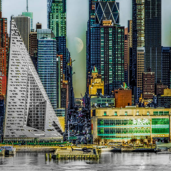 Photograph - Fifty-seventh Street Fantasy by Chris Lord