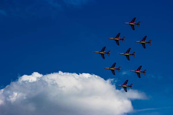 Fighter Jets Photograph - Fighter Jet by Martin Newman