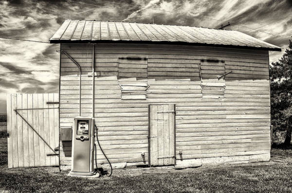 Photograph - Filler Up by Bill Cannon