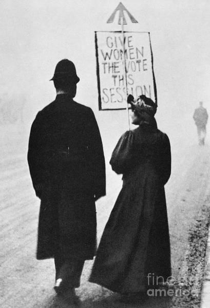 Photograph - Film Still: Suffragette by Granger