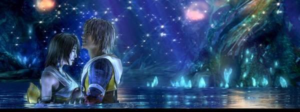 Wall Art - Digital Art - Final Fantasy X by Winna Perlin