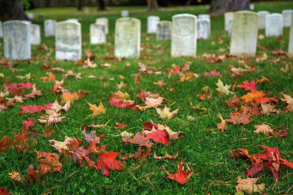 Sharpsburg Photograph - Final Resting Place by Tom Weisbrook