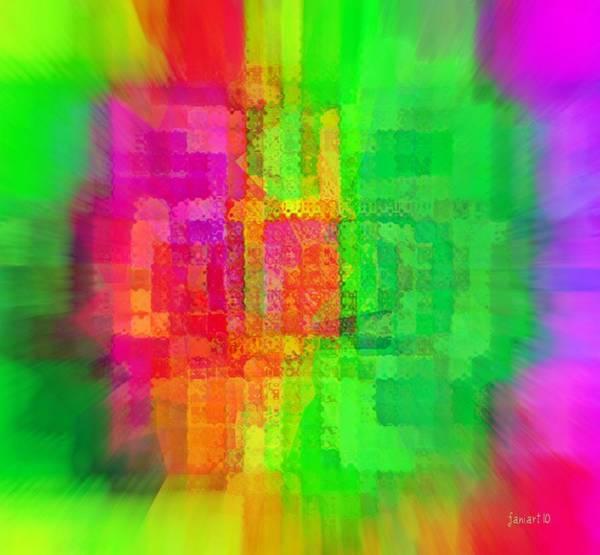 Subjective Digital Art - Finally Done - A Subjective Thing by Fania Simon