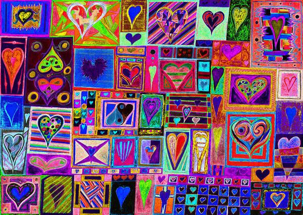 Find U'r Love Found 2 Art Print