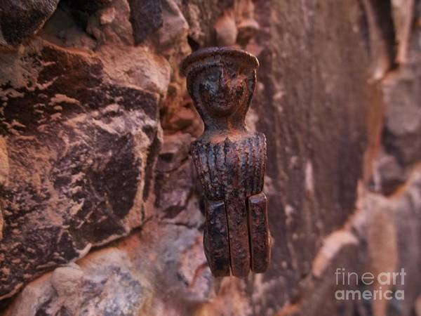 Dakar Photograph - Findings On Goree Island by Eugene Simon