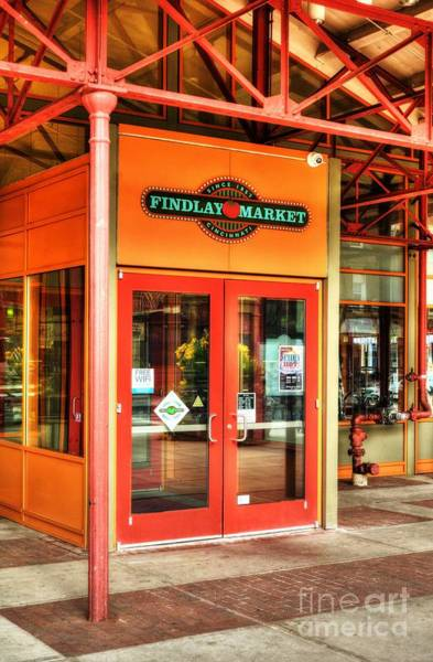 Photograph - Findlay Market Colors 2 by Mel Steinhauer