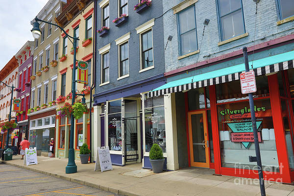 Findlay Market Photograph - Findlay Market In Cincinnati Ohio by Pam Burley