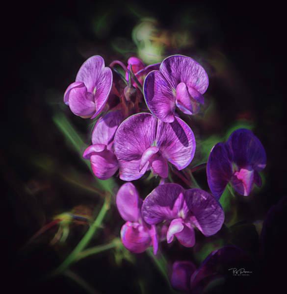 Photograph - Fine Flower Arrangement by Bill Posner